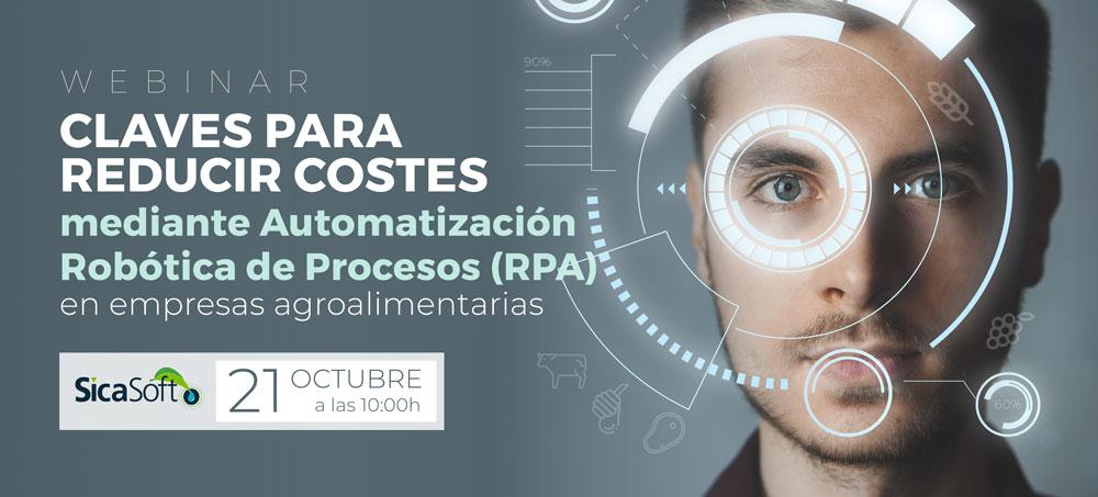 Curso sobre soluciones sostenibles de robotización para empresas agroalimentarias