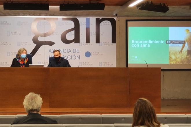 Programa RR_dTerritorio da Fundación Roberto Rivas para promover o emprendemento rural