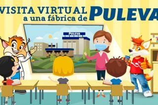 Puleva estrea visitas virtuais para escolares ás súas fábricas