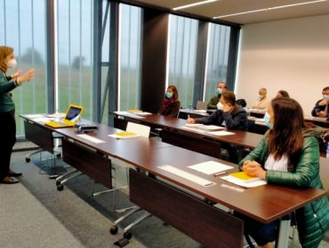 A Aula de Produtos Lácteos da USC achega formación ás queixerías galegas