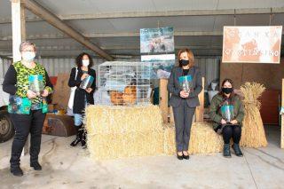 A Deputación da Coruña e Fademur recoñecen o labor das mulleres rurais