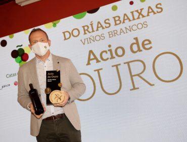 Mellores viños da DO. Rías Baixas nas Catas de Galicia 2020
