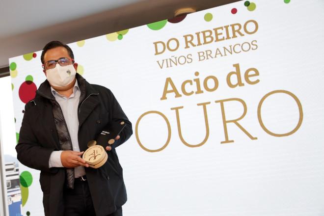 201112_MR_Gañadores Catas de Galicia_DO Ribeiro ACIO DE OURO 2