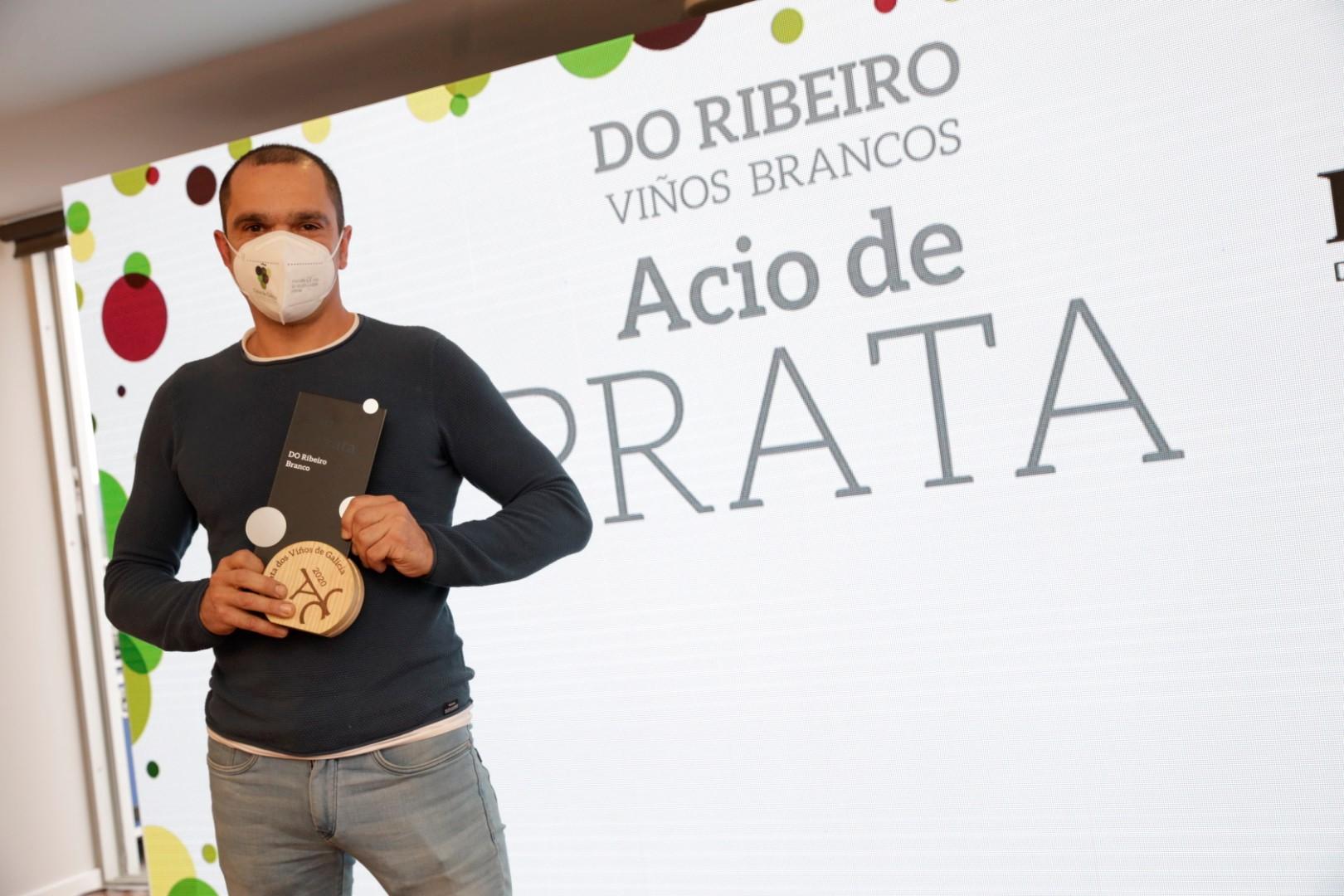 201112_MR_Gañadores Catas de Galicia_DO Ribeiro BRANCO ACIO DE PRATA 2