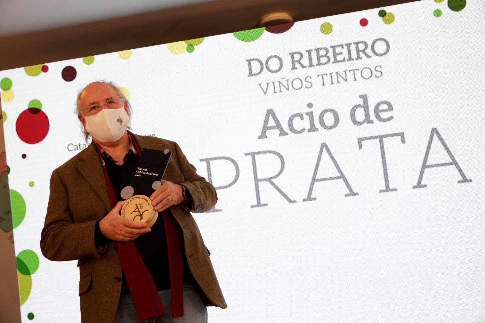 201112_MR_Gañadores Catas de Galicia_DO Ribeiro TINTO ACIO DE PRATA