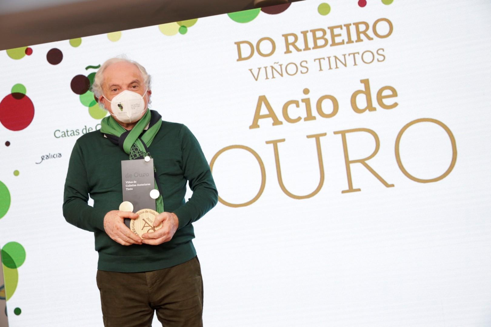 201112_MR_Gañadores Catas de Galicia_DO Ribeiro TINTO ACIO OURO