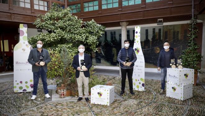 Viños da Ribeira Sacra galardoados nas Catas de Galicia