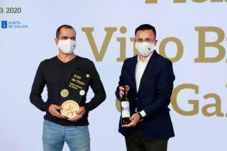 """""""Pazo Lalón"""", da DO. Ribeiro, elixido mellor viño branco de Galicia, e """"Ó Prómine Singular"""", da Ribeira Sacra, mellor tinto"""