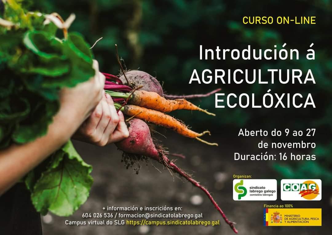 CURSO ONLINE AGRICULTURA ECO SLG