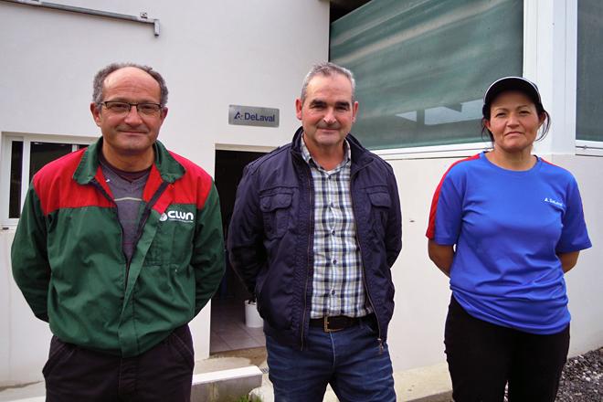Casa de Polo SC (Barreiros) Tino, Toño e María José
