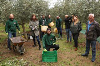 Aceites Abril presenta a nova colleita do seu Aceite de Oliva Virxe Extra 100% galego