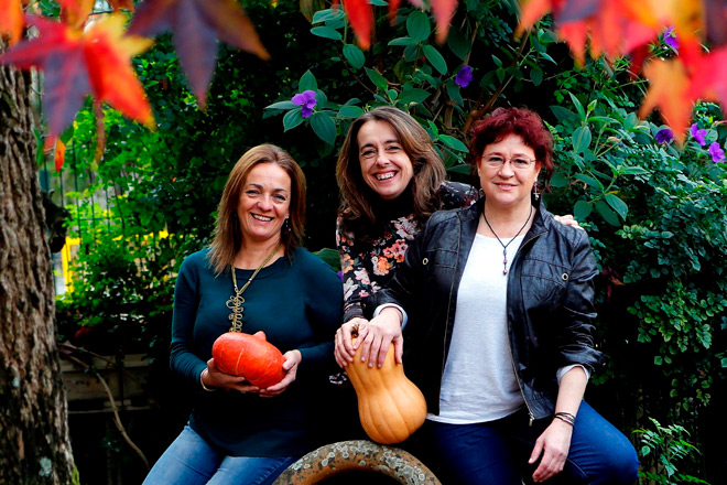 Unha firma galega comercializa a primeira potaxe vegana de garavanzos