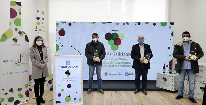 Gañadores Catas dos Viños_DO Monterrei