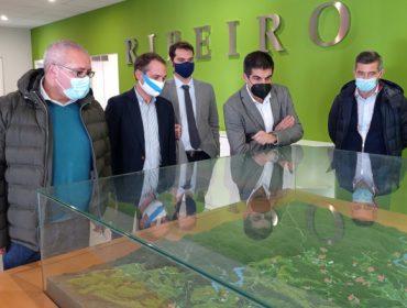 O Consello Regulador da DO. Ribeiro trasládase á unha nova sede