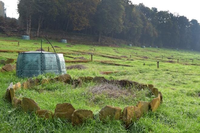 Abierto el plazo para solicitar el uso de los 150 huertos urbanos en Lugo