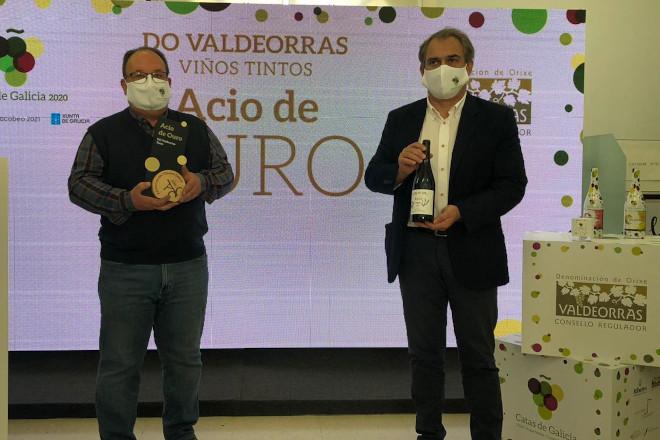 valdeorras Premio Mejor Tinto