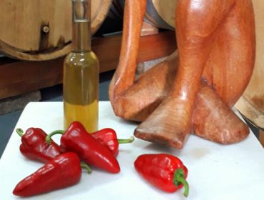 Vinagres do Ribeiro lanza un vinagre crianza con pemento de Padrón