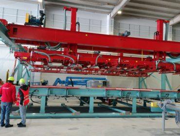 Arranca a primeira fábrica galega de madeira estrutural para construción