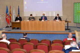 A Deputación de Lugo creará unha marca propia das Reservas Terras do Miño e Os Ancares Lucenses