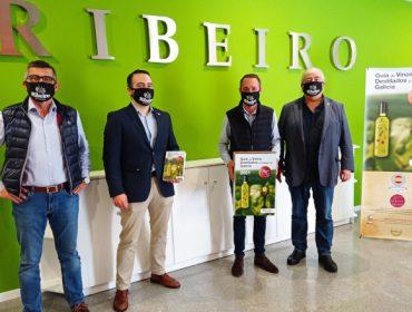 Os viños da D.O. Ribeiro logran 221 medallas na Guía Luis Paadín