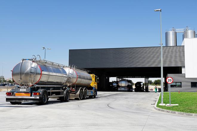Inleit procesou 200 millóns de litros de leite en 2020 e facturou 61 millóns de euros