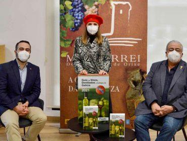 84 viños da DO Monterrei premiados na guía de viños de Luís Paadín