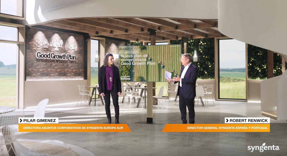 """Syngenta presenta o seu novo plan de compromisos coa agricultura sustentable: """"The Good Growth Plan"""""""