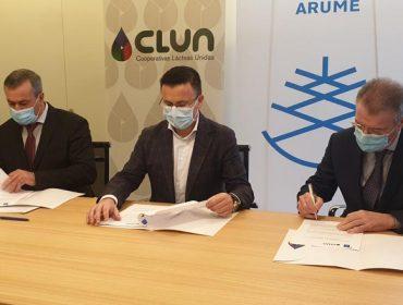 A Fundación Arume e a cooperativa Clun asinan un convenio para proxectos de restauración forestal