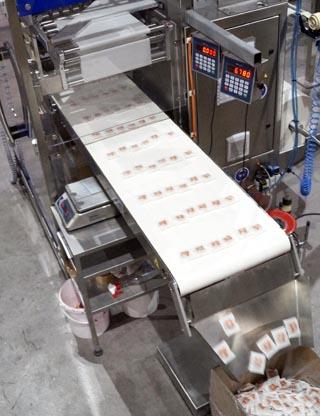 Imagen de la nueva línea de producción incorporada por Impex Europa.