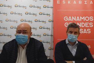 Unións alíase con Eskariam para as demandas contra o cártel do leite