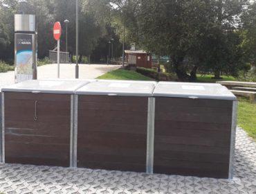 A Deputación de Pontevedra prevé reducir máis de 2.600 toneladas de emisións de carbono grazas á compostaxe