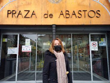 """""""No Mercado e na Praza de Abastos de Lugo pódense mercar alimentos de excelente calidade dos nosos labregos con todas as garantías"""""""