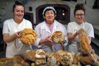 Panadería Concha, a orixe do afamado pan de Ousá