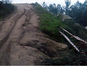 Demandan control sobre os danos que provocan motos, quads e todoterreos nos montes