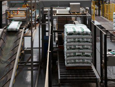 Delagro conta cunha nova liña de envasado de fertilizantes coas últimas innovacións