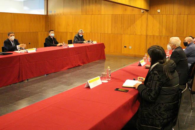 Reforma da PAC e xurros centran un encontro do ministro co agro galego
