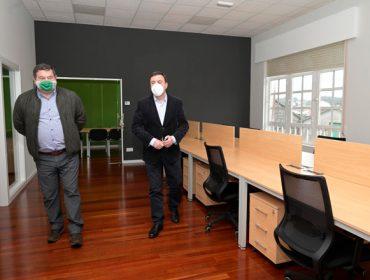 A Capela estrea novo centro de coworking orientado a apoiar ó sector primario