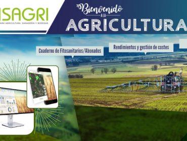 Con ISAGRI o caderno de fitosanitarios e de abonado…a un click