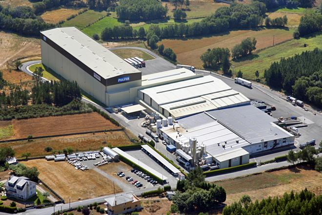 O grupo francés conta con dúas fábricas en territorio galego, as de Vilalba e Nadela, en Lugo