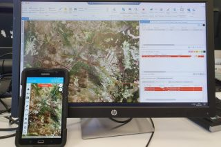 Nova aplicación móbil da Xunta para mellorar a extinción dos lumes forestais
