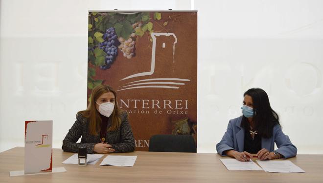 A DO Monterrei renova o seu convenio con Abanca con novas opcións de crédito para os viticultores