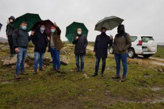 A Xunta recuperará en primavera 744 hectáreas de pastos en montes veciñais