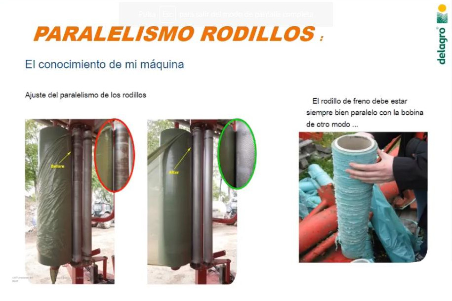 DELAGRO PACAS PLASTICO CANEDA 6