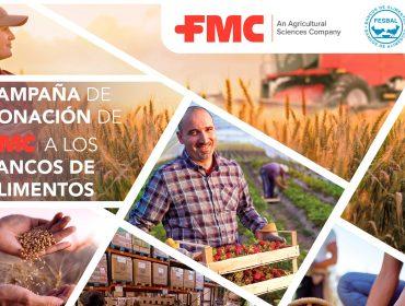 Campaña solidaria de FMC en apoio aos Bancos de Alimentos