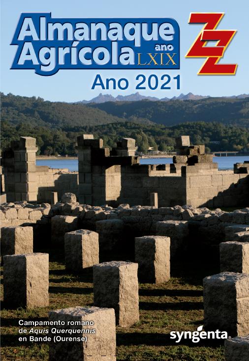Portada Almanaque 2021