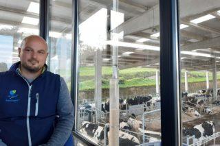 """""""Son moi optimista respecto das novas xeracións de gandeiros"""""""