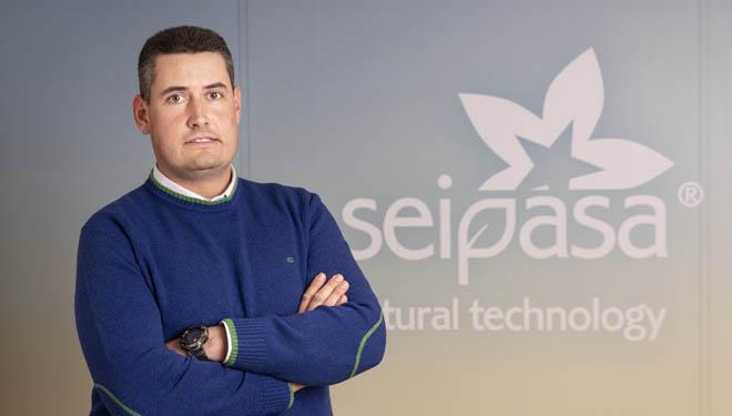 Raúl Lozano, manager de la área de ventas de Seipasa en Galicia.