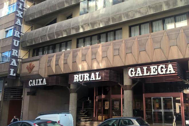 Caixa Rural Galega acada un beneficio de 5,7 millóns de euros no 2020