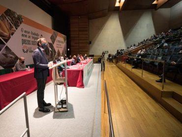 """Unións Agrarias escenifica a aposta por un """"sindicalismo útil que aporte solucións"""""""