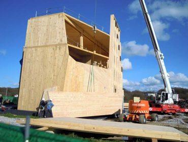 Futuro do piñeiro galego (II): catro industrias da madeira innovadoras
